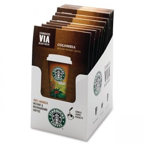 Starbucks Breakroom Supplies