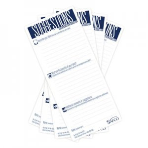 Suggestion Box Cards Printer Papers, Speciality Papers & Pads