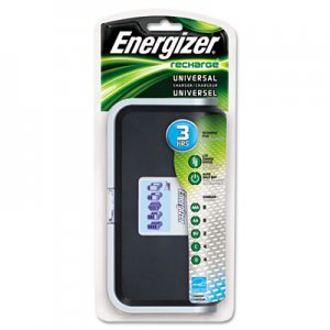 Energizer CHFC Family Battery Charger, Multiple Battery Sizes