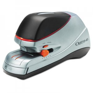 Swingline GBC 48209 Optima 45 Electric Stapler, 45-Sheet Capacity, Silver