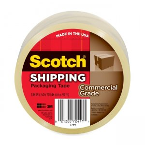 Scotch 3750 Premium Heavy Duty Packaging Tape