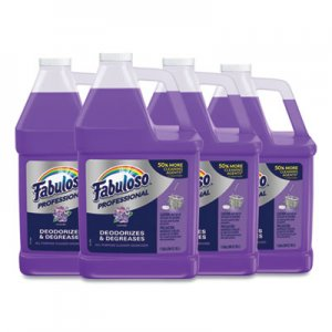 Fabuloso CPC05253 All-Purpose Cleaner, Lavender Scent, 1gal Bottle, 4/Carton