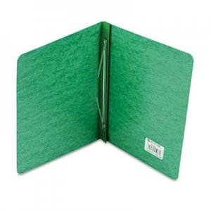 "ACCO 25976 Pressboard Report Cover, Prong Clip, Letter, 3"" Capacity, Dark Green"