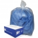 Classic Clear 333916C Clear Low-Density Can Liners, 31-33 gal, .6 mil, 33 x 39, Clear, 250/Carton