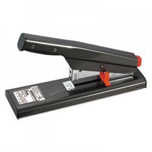 Bostitch B310HDS Antimicrobial 130-Sheet Heavy-Duty Stapler, 130-Sheet Capacity, Black