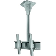 "Peerless ECMU-02-I Wind Rated Concrete Ceiling Tilt Mount For 32"" to 65"" Outdoor Flat Panel Display"