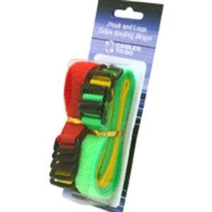 C2G 29856 Hook and Loop Cable Management Strap