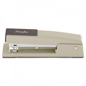 Swingline SWI74769 747 Classic Full Strip Stapler, 20-Sheet Capacity, Steel Gray