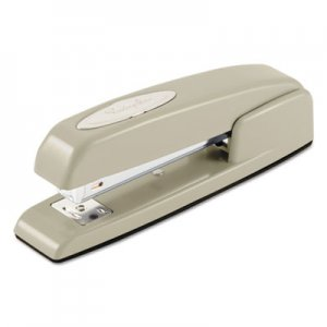Swingline SWI74759 747 Business Full Strip Desk Stapler, 25-Sheet Capacity, Steel Gray