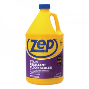 Zep Commercial ZPEZUFSLR128EA Stain Resistant Floor Sealer, 1 gal Bottle