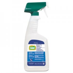 Comet 30314CT Disinfecting Cleaner w/Bleach, 32 oz., Plastic Spray Bottle, Fresh Scent, 8/CT