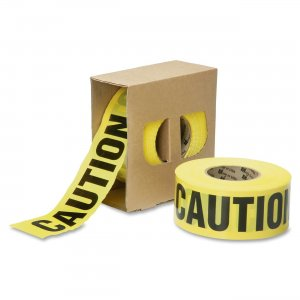 SKILCRAFT 9905016134243 CAUTION Barricade Tape