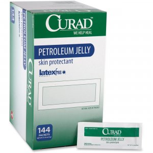 Curad CUR005345Z Petroleum Jelly Ointment Packets