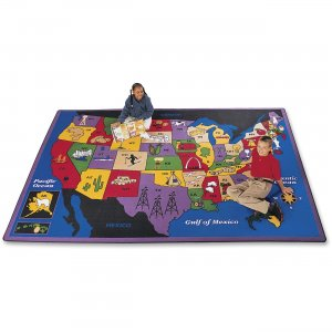 Carpets for Kids 1401 Discover America