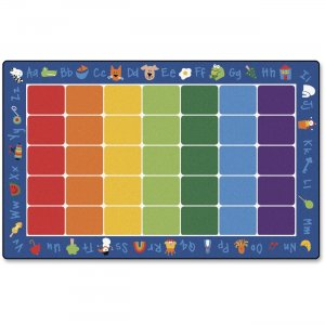 Carpets for Kids 9612 Fun With Phonics Rectangle Rug
