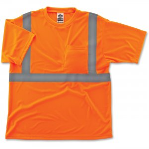 GloWear 21512 Class 2 Reflective Orange T-Shirt