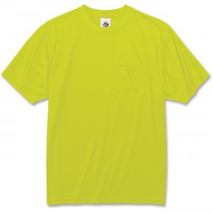 GloWear 21557 Non-certified Lime T-Shirt
