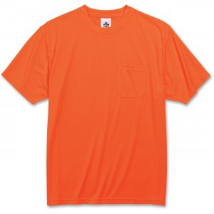 GloWear 21562 Non-Certified Orange T-Shirt