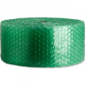 "Sparco 74974 3/16"" Small Recycled Bubble Cushioning Roll"