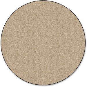 Flagship Carpets AS27AL Classic Solid Color 6' Round Rug