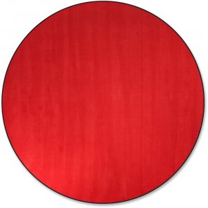 Flagship Carpets AS27RR Classic Solid Color 6' Round Rug
