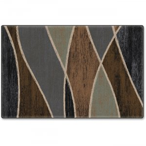 Flagship Carpets SM22350A Blue Multi Waterford Design Rug