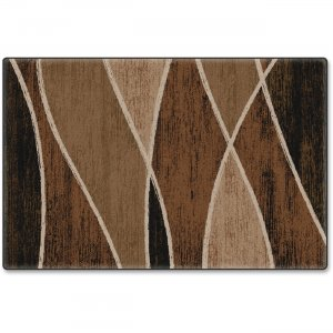 Flagship Carpets SM22422A Chocolate Waterford Design Rug
