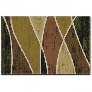 Flagship Carpets SM22634A Green Waterford Design Rug