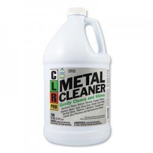 CLR PRO JELCLRMC4PROEA Metal Cleaner, 128 oz Bottle