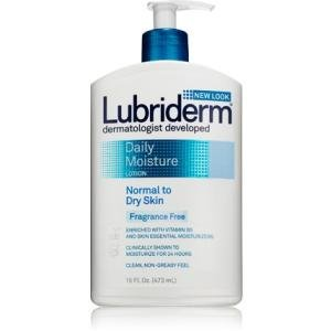 Lubriderm 48826 Daily Moisture Skin Lotion