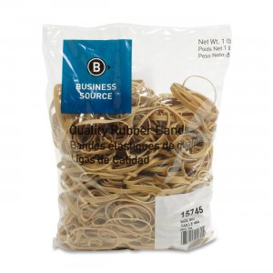 Business Source 15745 Assorted Sizes Quality Rubber Band