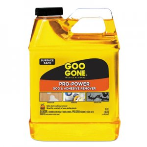 Goo Gone WMN2112CT Pro-Power Cleaner, Citrus Scent, 1 qt Bottle, 6/Carton