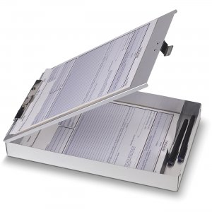 OIC 83200 Aluminum Storage Clipboard