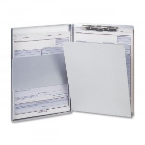 OIC 83203 Aluminum Storage Clipboard