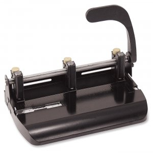 OIC 90078 Heavy-Duty Adjustable 2-3 Hole Punch