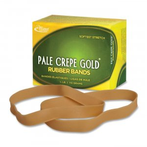 Pale Crepe Gold 21079 Rubber Band