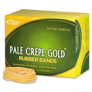 Pale Crepe Gold 20169 Rubber Band