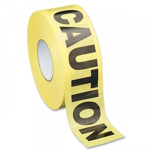 Sparco 11795 Caution Barricade Tape