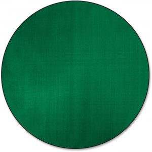 Flagship Carpets AS27CL Classic Solid Color 6' Round Rug