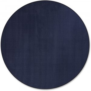 Flagship Carpets AS27NV Classic Solid Color 6' Round Rug