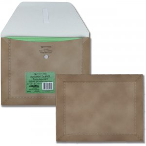 "Quality Park 89201 1-1/4"" Exp. Durable Document Carriers"