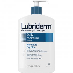 Lubriderm 48305 Daily Moisture Lotion