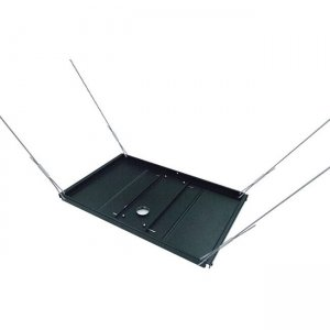 Premier Mounts PP-HDFCP Heavy Duty False Ceiling Plate with 125 lb. Weight Capacity