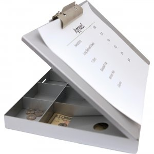 Saunders 55100 Cash Box Clipboard