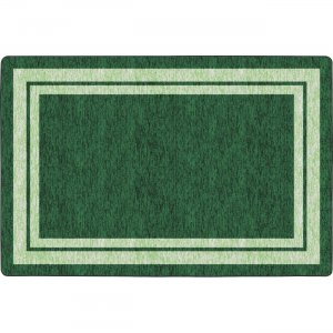 Flagship Carpets FE42644A Double Light Tone Border Clover Rug