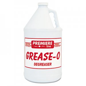 Kess KESGREASEO Premier grease-o Extra-Strength Degreaser, 1gal, Bottle, 4/Carton