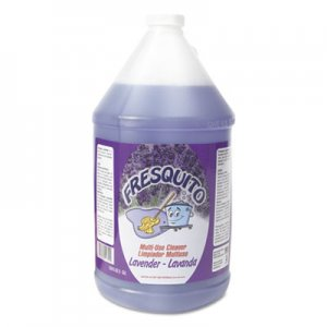 Fresquito KESFRESQUITOL Scented All-Purpose Cleaner, 1gal Bottle, Lavender Scent, 4/Carton