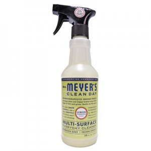 Mrs. Meyer's SJN663026EA Multi Purpose Cleaner, Lemon Scent, 16 oz Spray Bottle