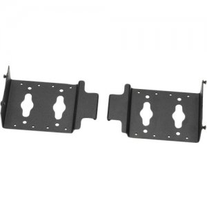 "Black Box ECPDUMK30 Elite Dual PDU Mounting Brackets for 30"" Wide Elite Cabinets, 2-Pack"