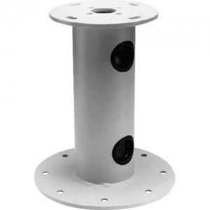 Pelco PM2010 Ceiling/pedestal Mount, 10-inch (25.40 cm) Height